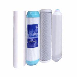 Pack de filtros Osmosis inversa + Postfiltro
