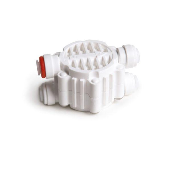 Válvula de cierre hidráulica 4 Vías equipos ósmosis inversa