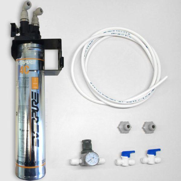 Conjunto Filtración Everpure 4C
