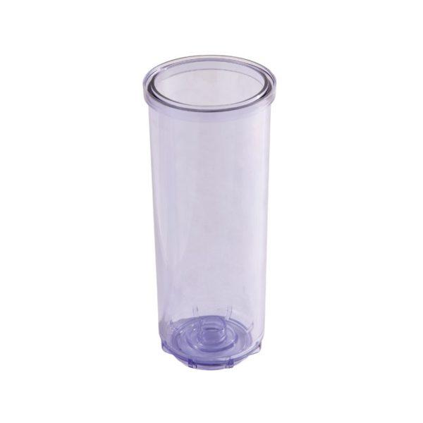 """Vaso transparente 9 3/4"""""""